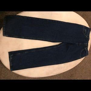 Wrangler relaxed straight men's jeans